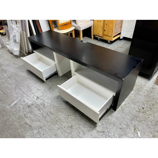 TV CABINET (70% NEW)