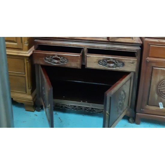 Display Cabinet with 2 doors (SOLD)