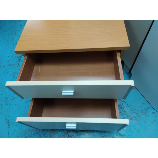 CABINET WITH 2 DRAWER(SOLD OUT)