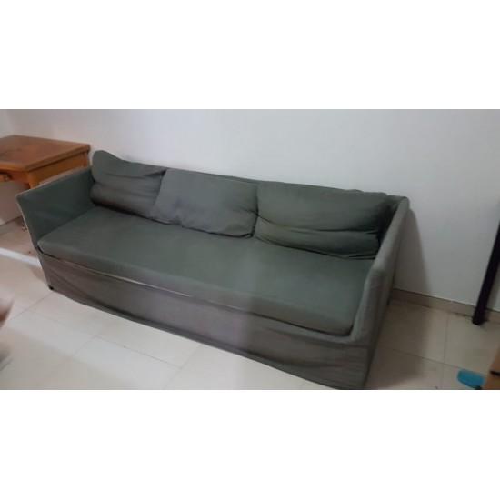 Fabrics 3-seaters Sofa (80% NEW)