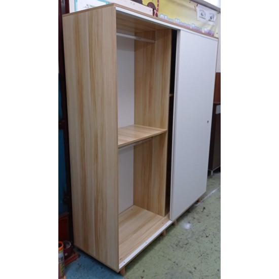 Wardrobe with Sliding doors (90% NEW) (SOLD)
