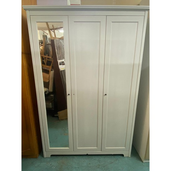 Wardrobe with mirror (80% NEW)  (SOLD)