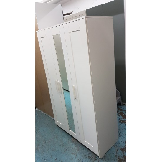 WARDROBE WITH MIRROR (85% NEW) (SOLD)