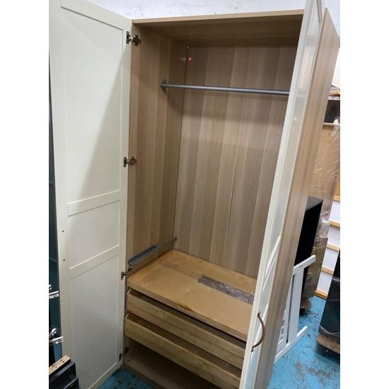 Wardrobe with 2 doors  (SOLD)